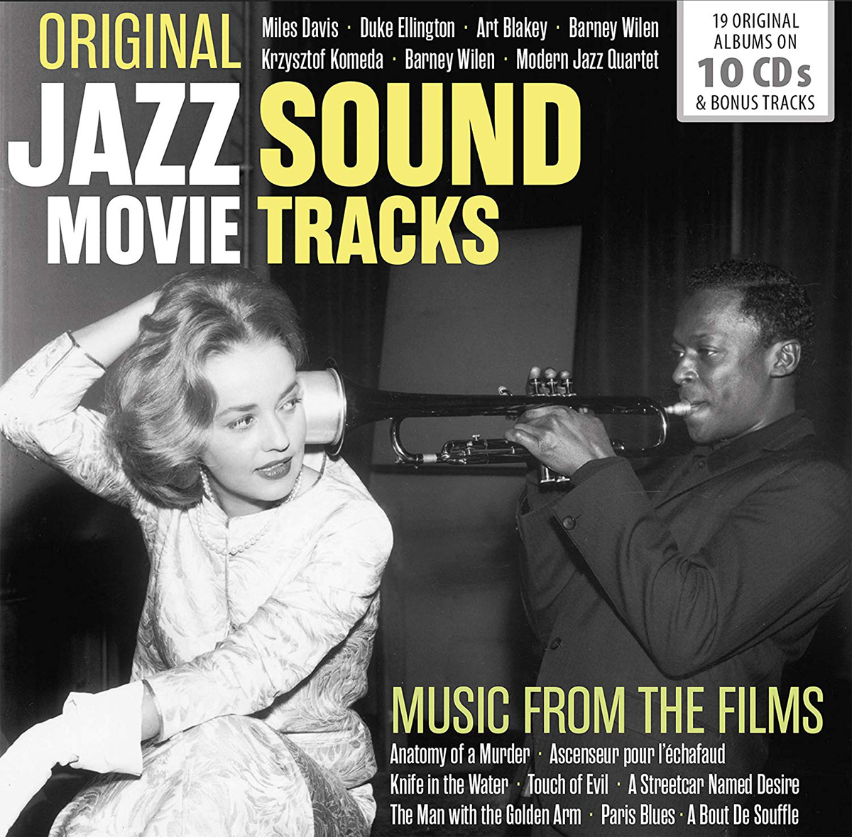 Original Jazz Movie Soundtracks (10 CD)