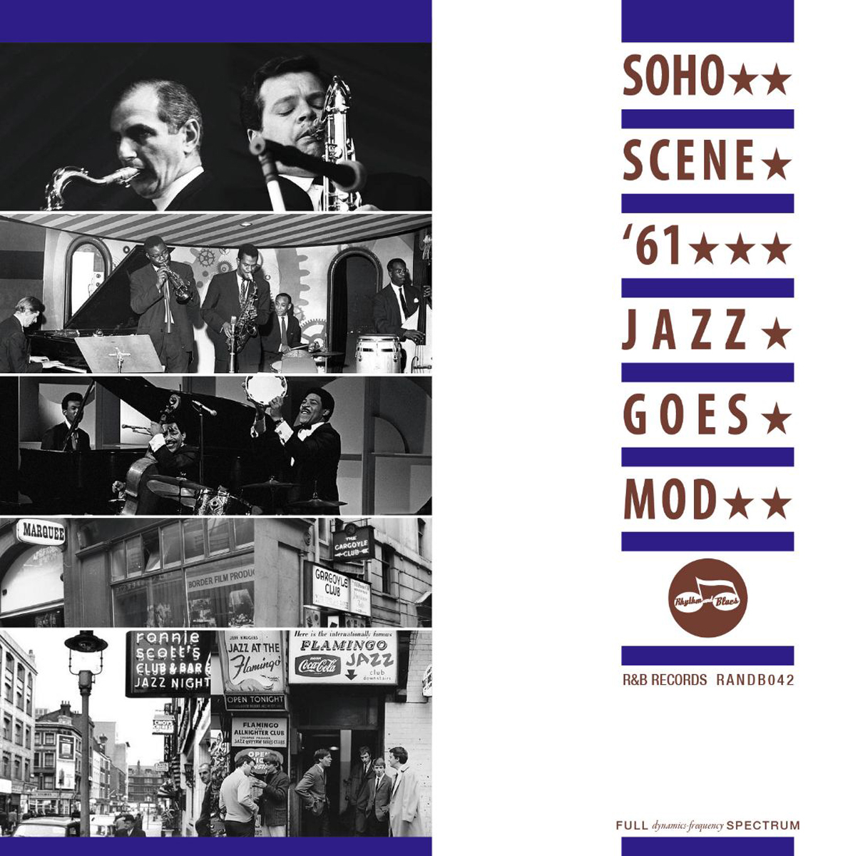 лучшая цена Various Artists Various Artists. Soho Scene '61 - Jazz Goes Mod (2CD)