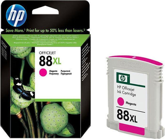 Картридж HP 88XL, пурпурный, для струйного принтера hp c9502ae 56 black струйный картридж