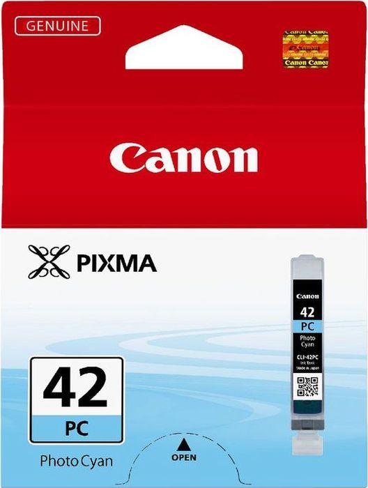 Картридж Canon CLI-42PC для Canon PRO-100, 806127, Cyan canon