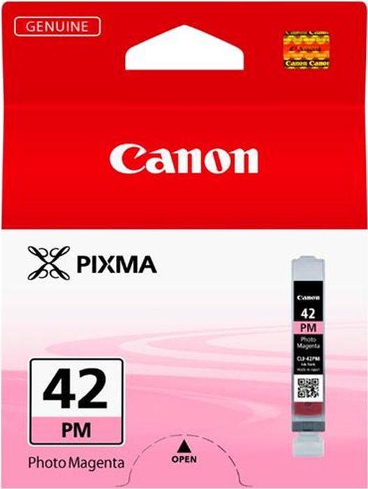 Картридж Canon CLI-42PM для Canon PRO-100, 806128, пурпурный цена