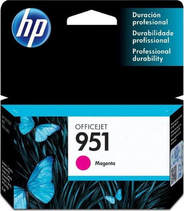 Картридж HP 951, пурпурный, для струйного принтера