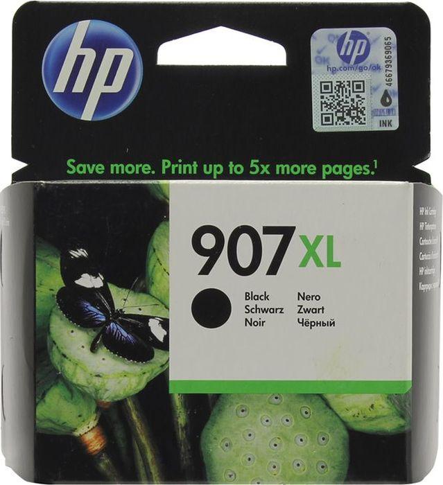 Картридж струйный HP 907XL T6M19AE для HP OfficeJet Pro 6960/6970, Black цены