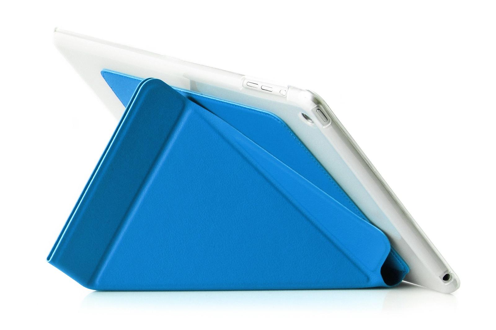 Чехол для планшета Gurdini Чехол книжка iPad mini 4 Gurdini Lights Series, 410357, голубой