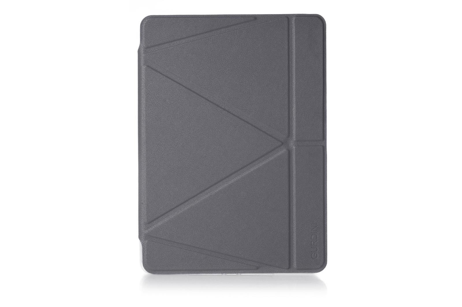 "Чехол книжка iPad Pro 2017 с дисплеем 10.5"" Gurdini Lights Series серый"
