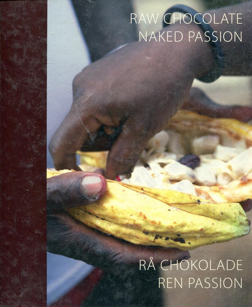 Raw Chocolate. Naked Passion / Ra Chokolade. Ren Passion цена и фото