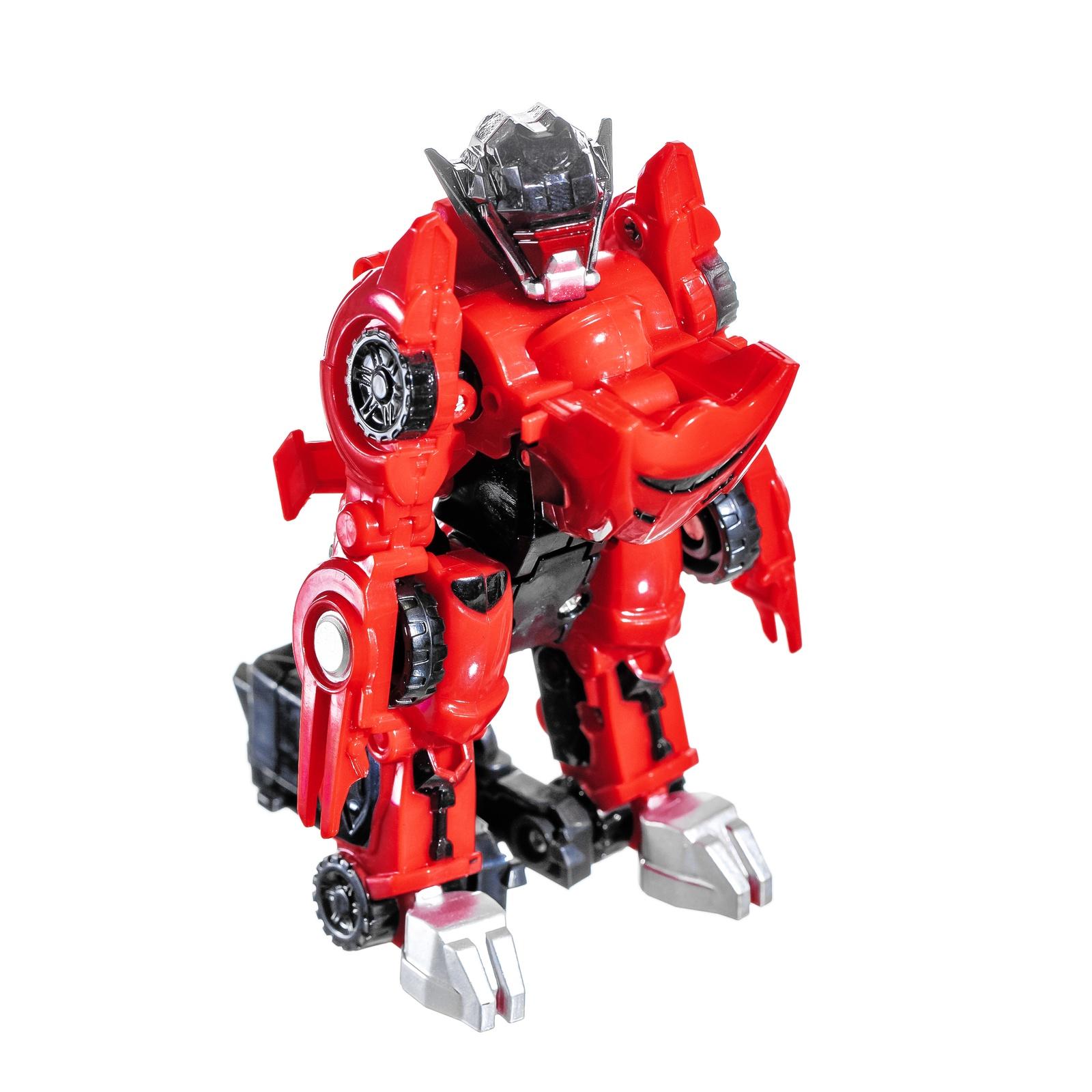 Трансформер JAKI Солнечный ветер. Серия Герои атлантики красныйJAKI6121-2Миниатюрные роботы в коллекции машин-трансформеров ТМ JAKI. Механическая трансформация робота в 2 машинкиРазмер каждой машинки: 7 х 4,6 х 4 смРазмер робота: 10 х 7 х 6 смРазмер меча: 10,8 х 4,2 х 3смВ наборе: робот, трансформирующийся в две машинкимеч, использующийся в качестве пускового устройства.Для сборки робота из машинок необходимо: Оттянуть пусковое устройство на мече назад до упора. Установить на меч сверху одну из машинок. Поставить меч сзади другой и нажать на кнопку на мече