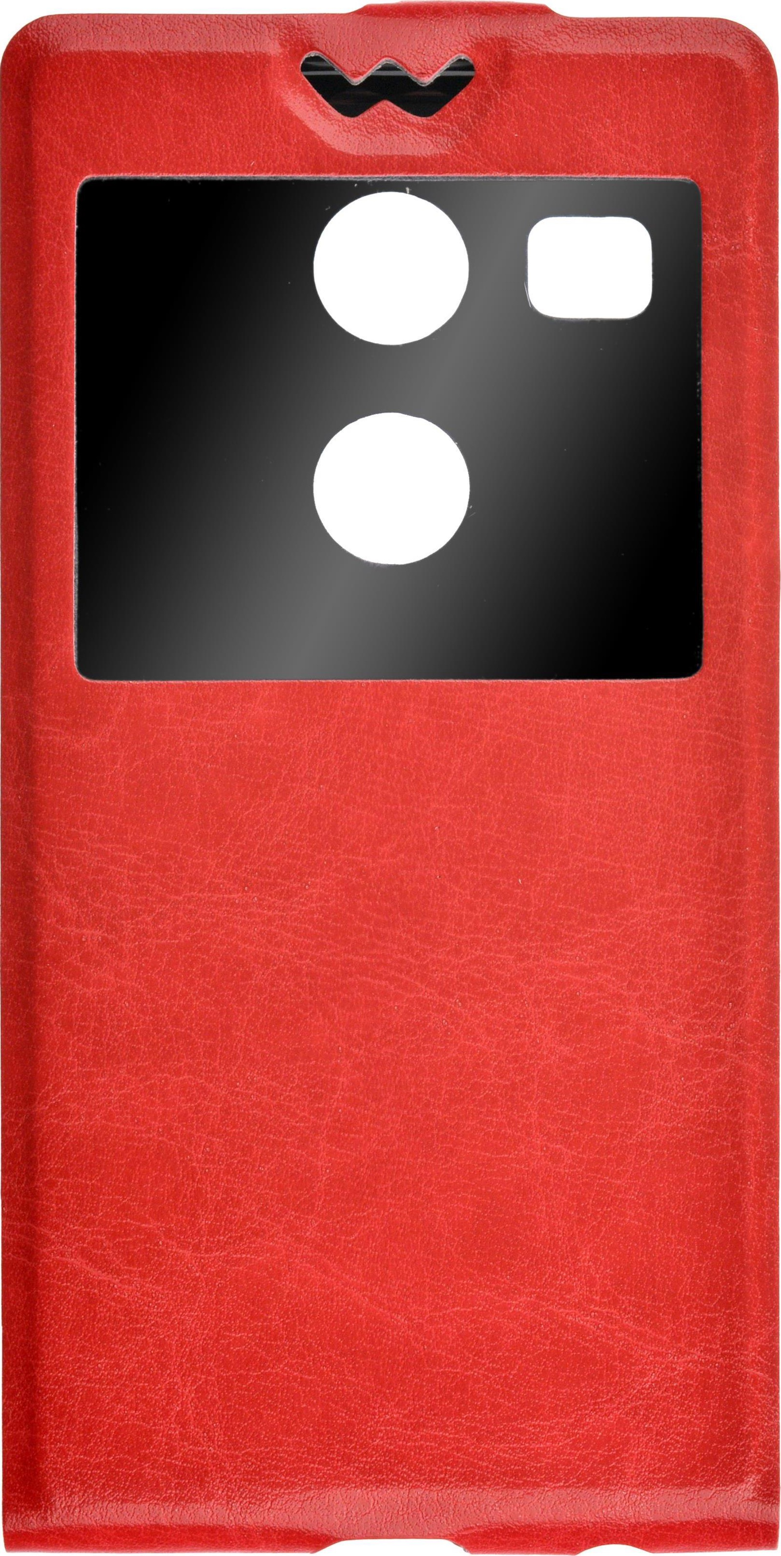 Чехол skinBOX для LG Nexus 5X, 2000000081892, красный цена