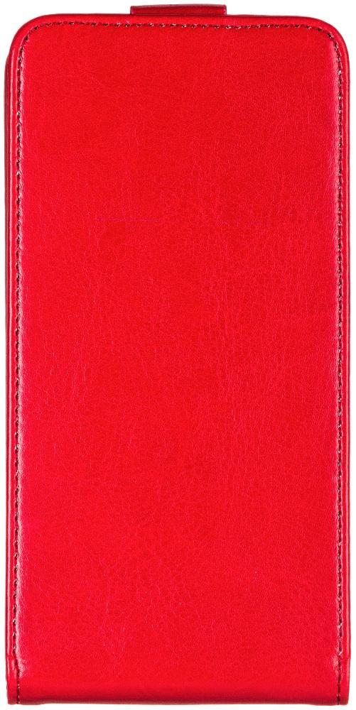 Чехол skinBOX для HTC Desire 510, 2000000062297, красный аксессуар чехол для htc u ultra brosco silicone black htc uu tpu black