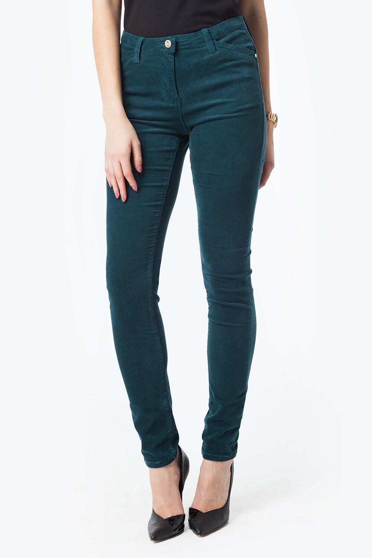 Брюки Vilatte с чем носить вельветовые брюки