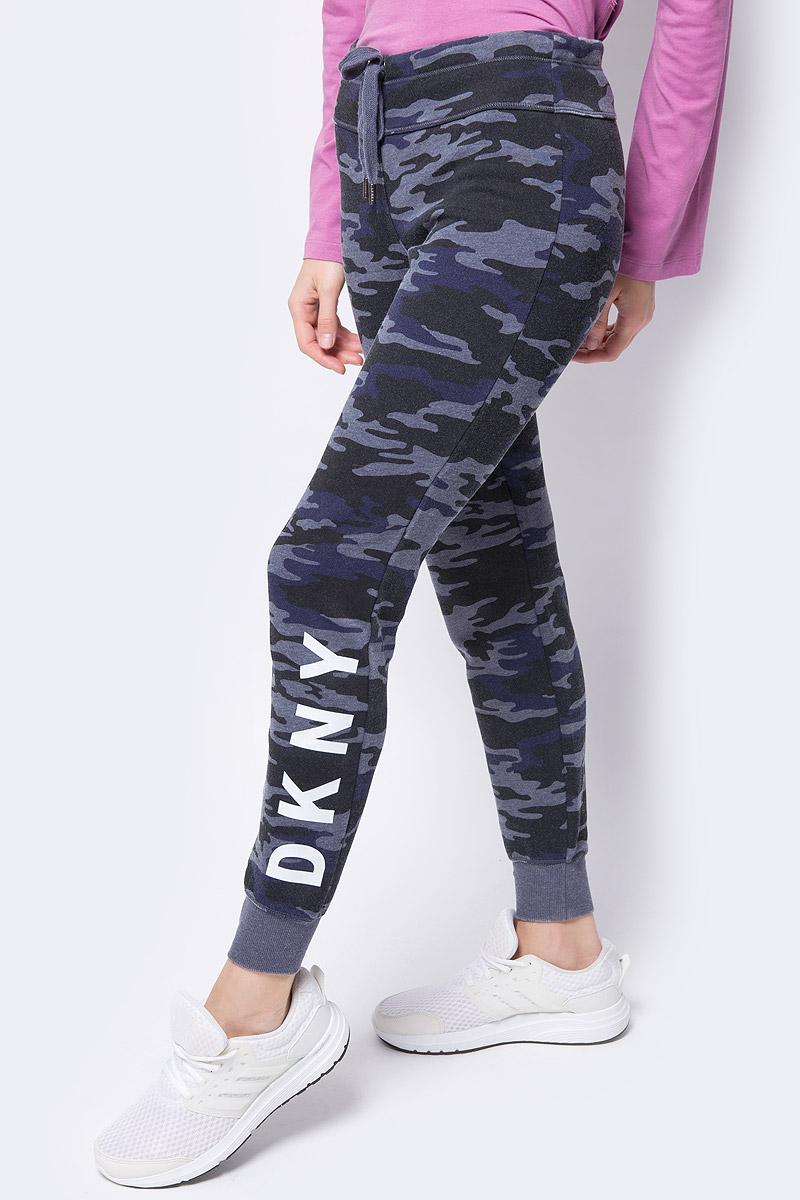 Брюки DKNY брюки женские dkny цвет черный dp8p1187 blk размер xs 40 42