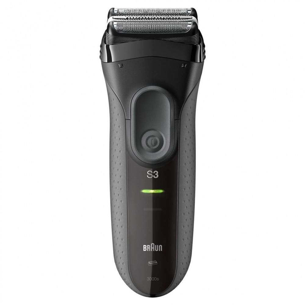 Электробритва Braun Series ProSkin 3 3000s, black