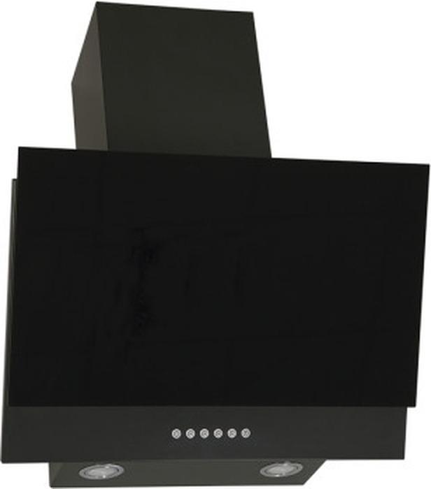 Встраиваемая вытяжка Elikor Рубин S4 60П-700-Э4Д, черный