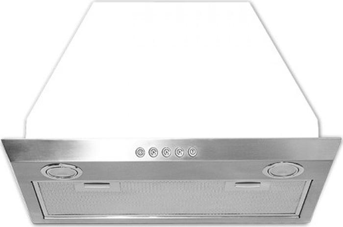 Встраиваемая вытяжка Elikor Врезной Блок 52Н-650-Э3Д, серебристый