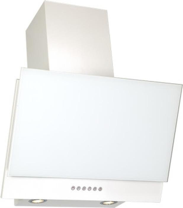 Встраиваемая вытяжка Elikor Рубин S4 60П-700-Э4Г, белый