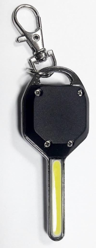 Автоключ. Брелок-мини фонарик деревянная заготовка мини комод с 6 ящиками no name 146309