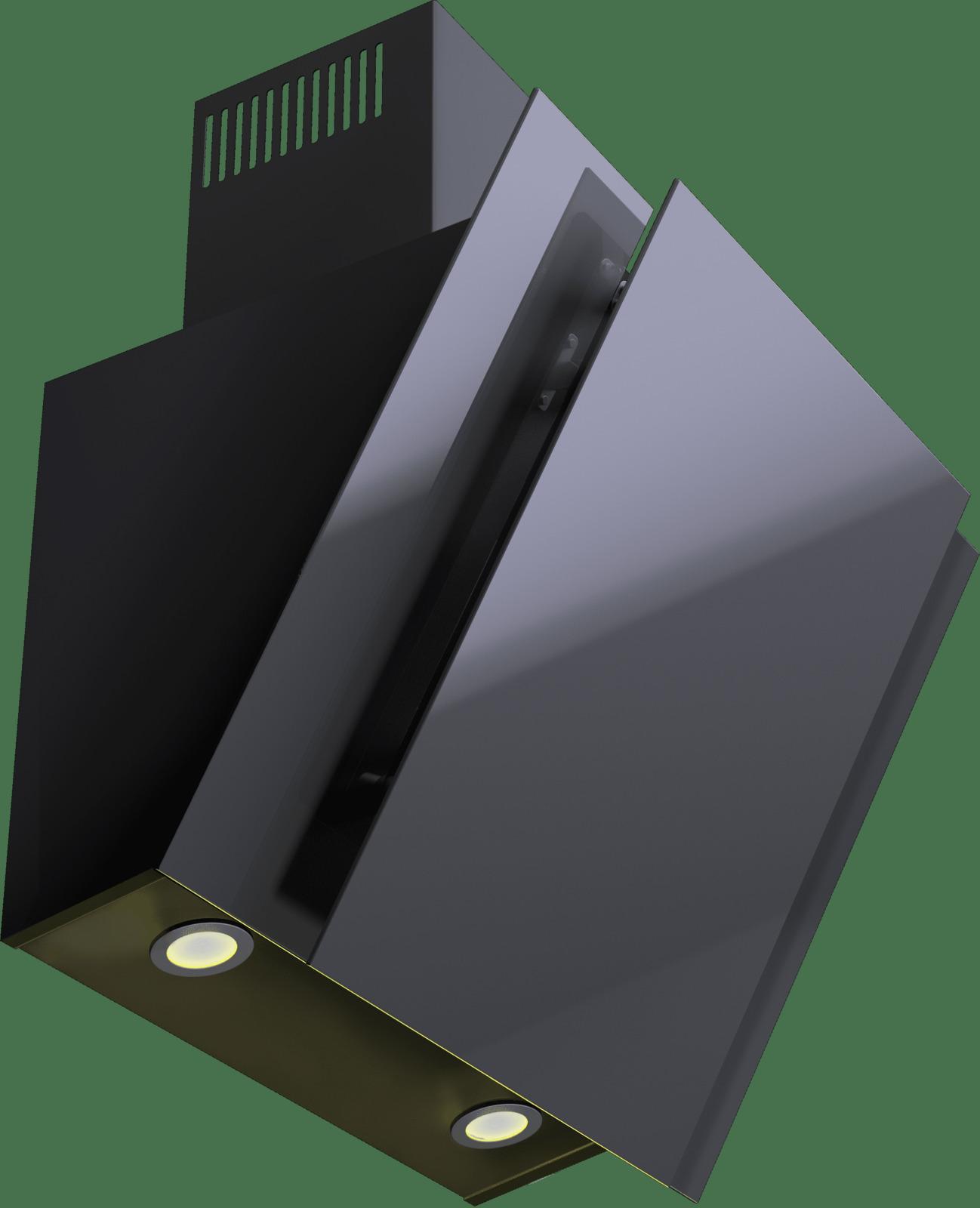 Встраиваемая вытяжка Darina Slide 605B, черный DARINA