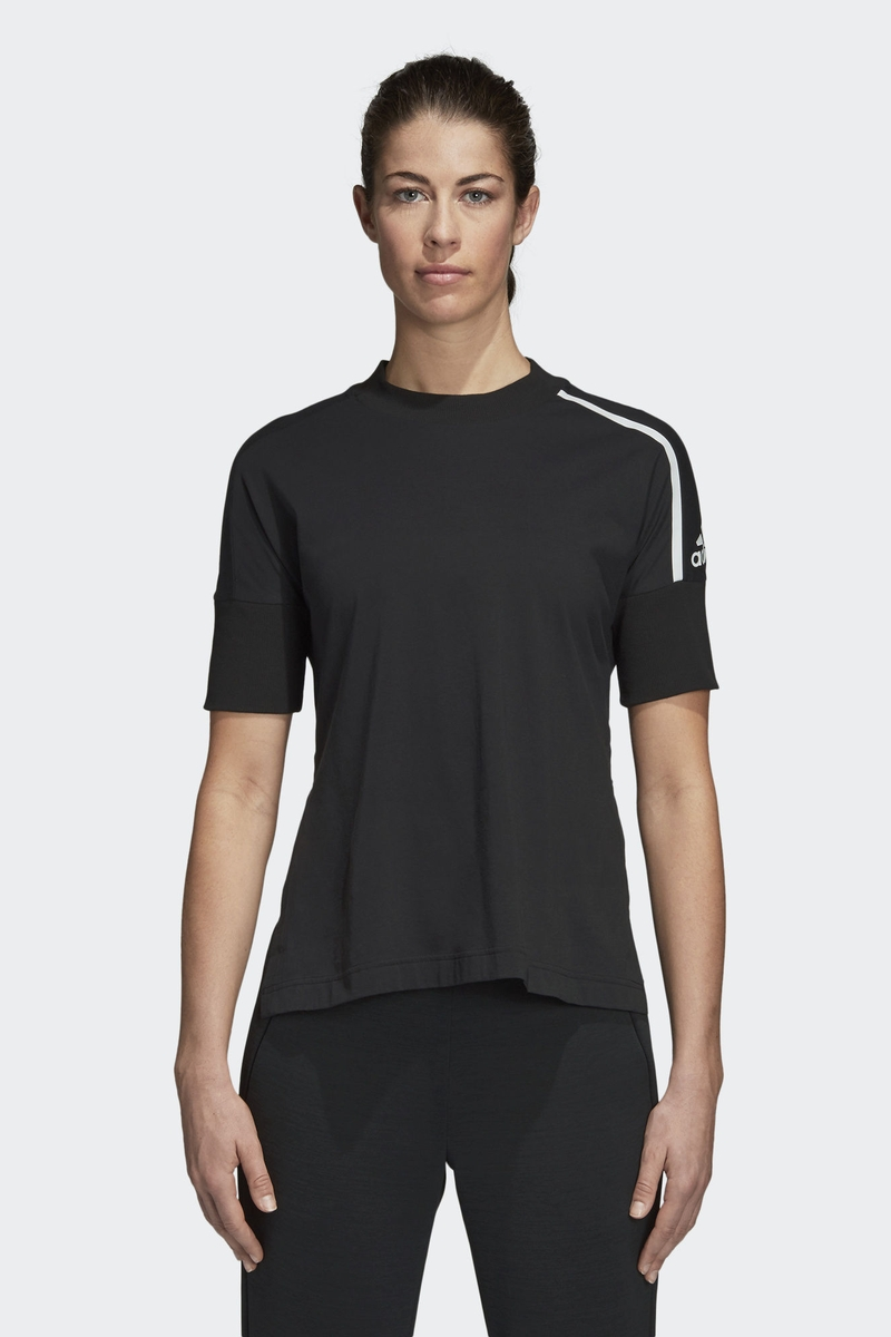 Футболка adidas W Zne Tee недорго, оригинальная цена