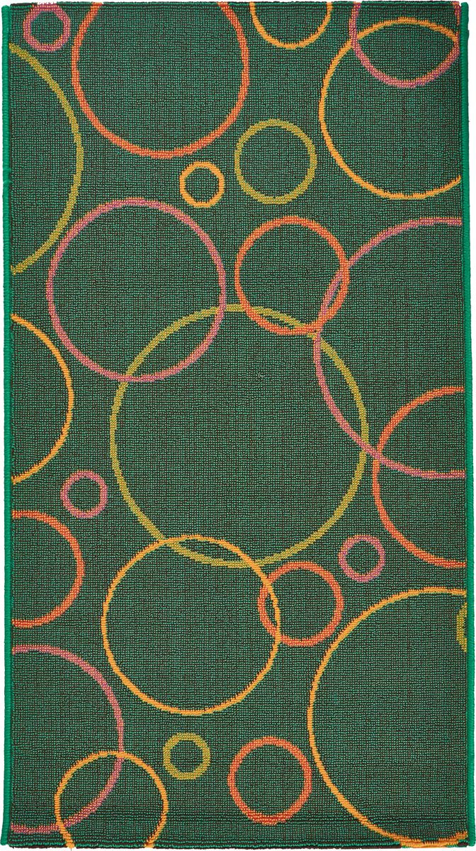 Ковер Oriental Weavers Дaзл, цвет: зеленый, 100 х 150 см. 663 К ковер oriental weavers дaзл цвет зеленый 100 х 150 см 663 к