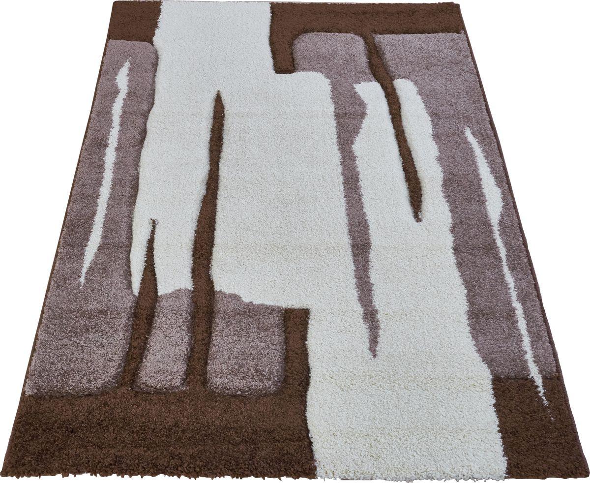 Ковер Oriental Weavers Варшава, цвет: светло-коричневый, 80 х 140 см. 16848 стоимость авиабилета москва варшава