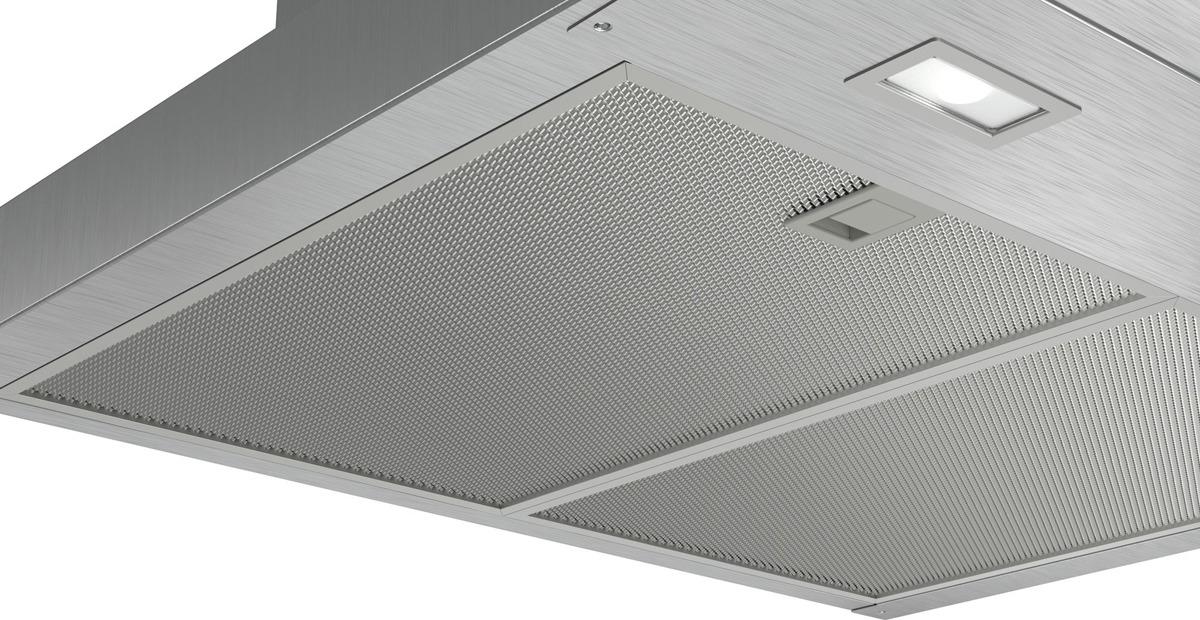 Встраиваемая вытяжка Bosch DWB66DM50, серебристый Bosch