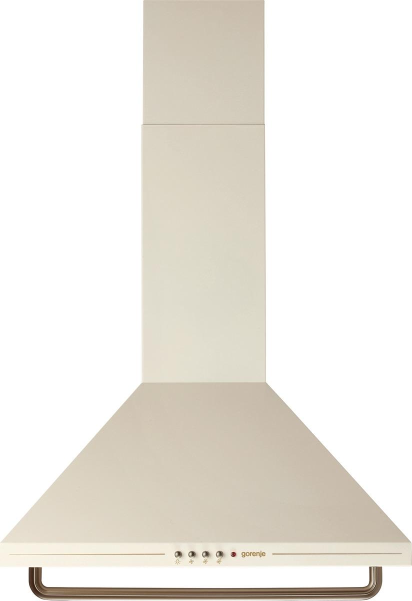 Встраиваемая вытяжка Gorenje DK63CLI, бронза