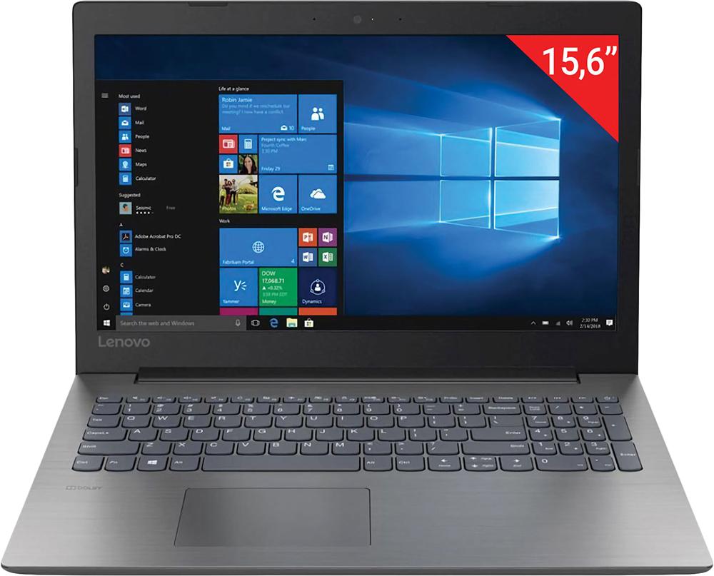 """15.6"""" ноутбук lenovo v130-15ikb, intel celeron 3867u (1.8 ггц), ram 4 гб, hdd 500 гб, intel hd graphics 610, без системы, (81hn00epru)"""