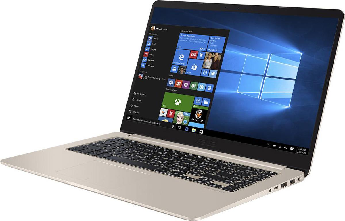 Ноутбук ASUS VivoBook S15 S510UA, 90NB0FQ1-M21900, 15.6