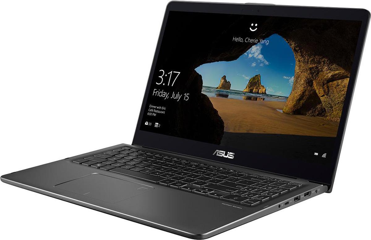 15.6 Ноутбук ASUS ZenBook Flip UX561UA 90NB0G41-M00770, серый ноутбук asus zenbook ux330ua fc296t 90nb0cw1 m07970