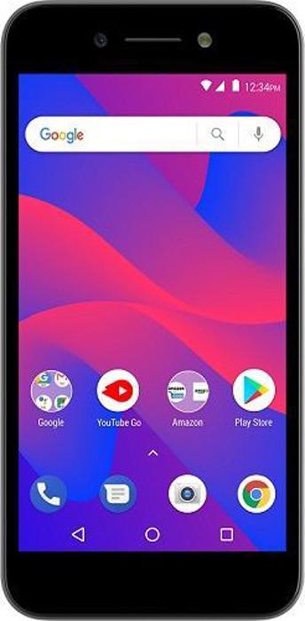 Смартфон Doogee X11 1/8GB, черный смартфон doogee doogee x50 gold 5