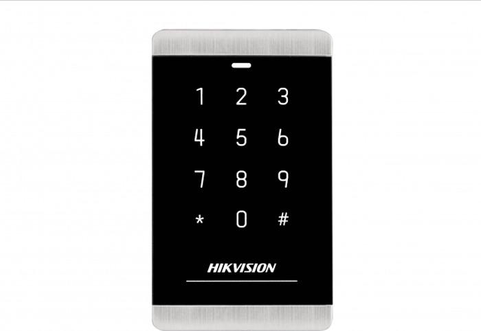 Считыватель Mifare карт Hikvision DS-K1103MK, черный