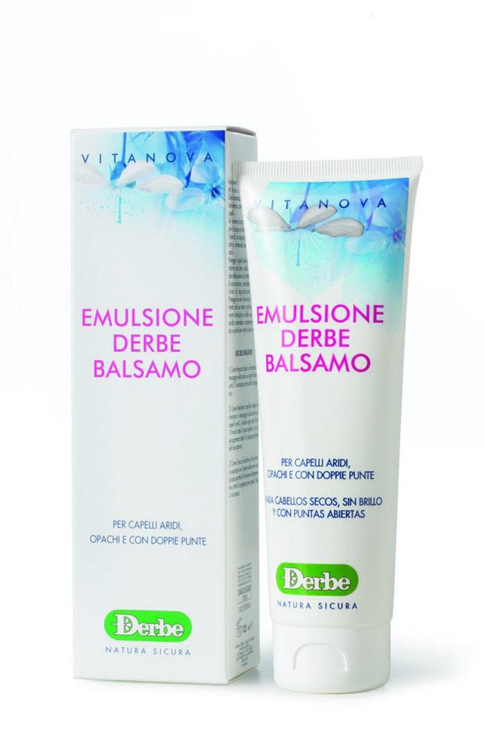 Кондиционер для волос Derbe, облегчает расчесывание, 150 мл кондиционер для нормальных волос derbe sciaderbe vitanova 150 мл