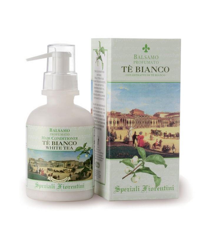 Кондиционер для волос Derbe Белый чай, 150 мл кондиционер для нормальных волос derbe sciaderbe vitanova 150 мл
