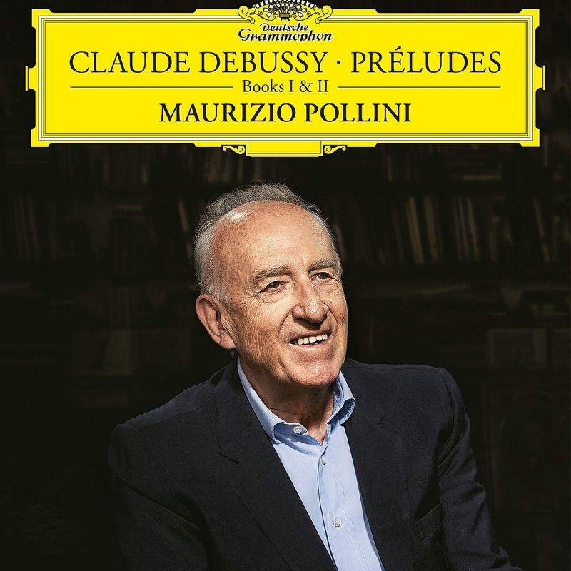Маурицио Поллини Maurizio Pollini. Debussy: Preludes (LP) недорго, оригинальная цена