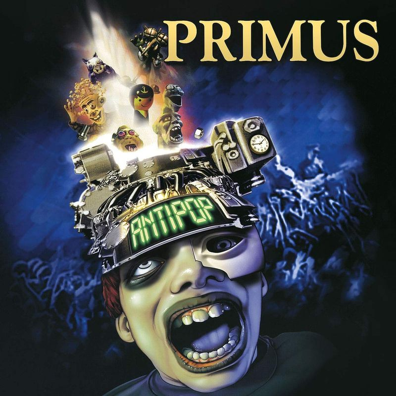 Primus Primus. Antipop (LP) primus primus antipop 2 lp