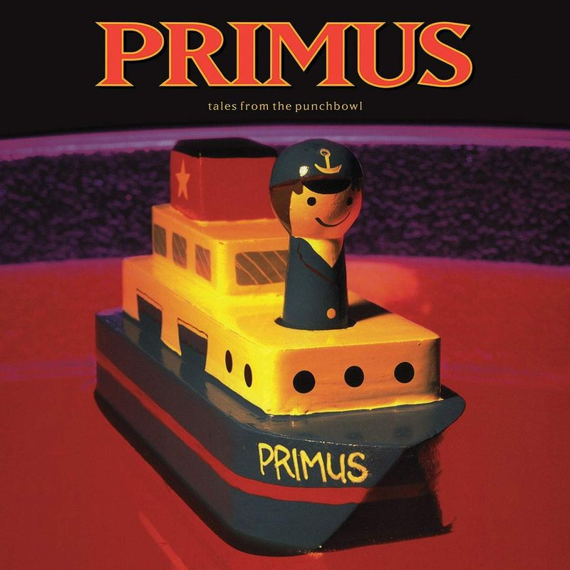 Primus Primus. Tales From The Punchbowl (LP)