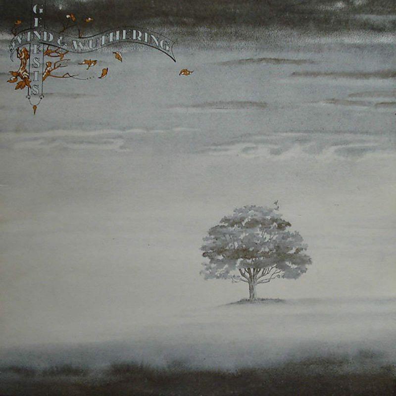 Genesis Genesis. Wind And Wuthering (LP) цена