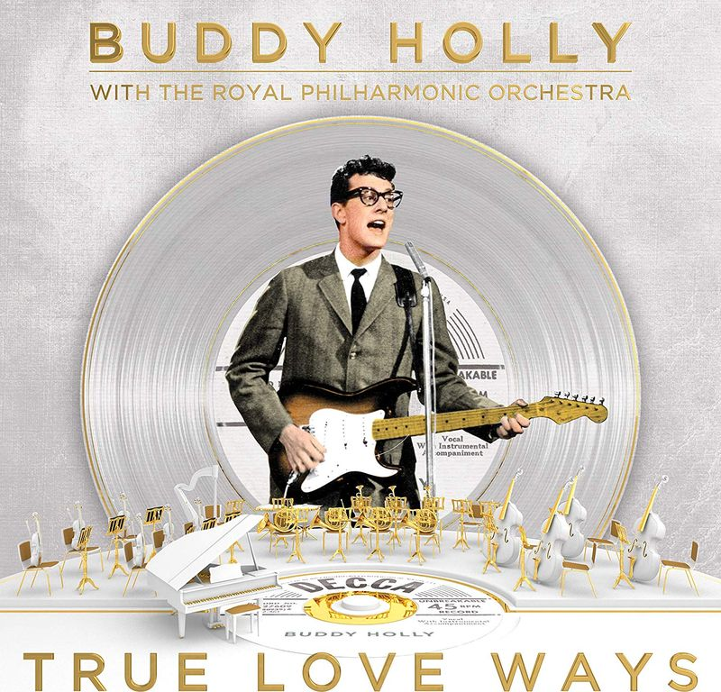 цена на Buddy Holly. True Love Ways (LP)
