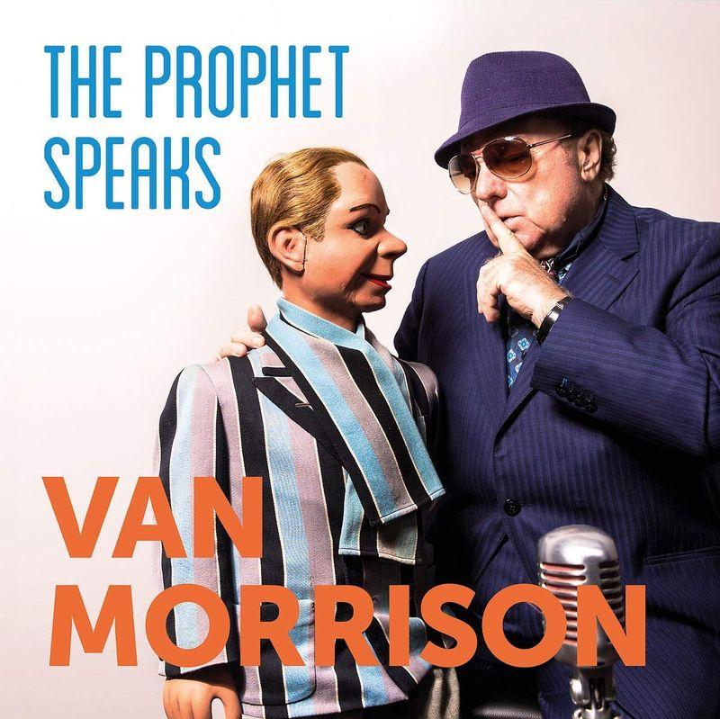 Ван Моррисон Van Morrison. The Prophet Speaks (LP) the osmonds the osmonds love me for a reason i m still gonna need you