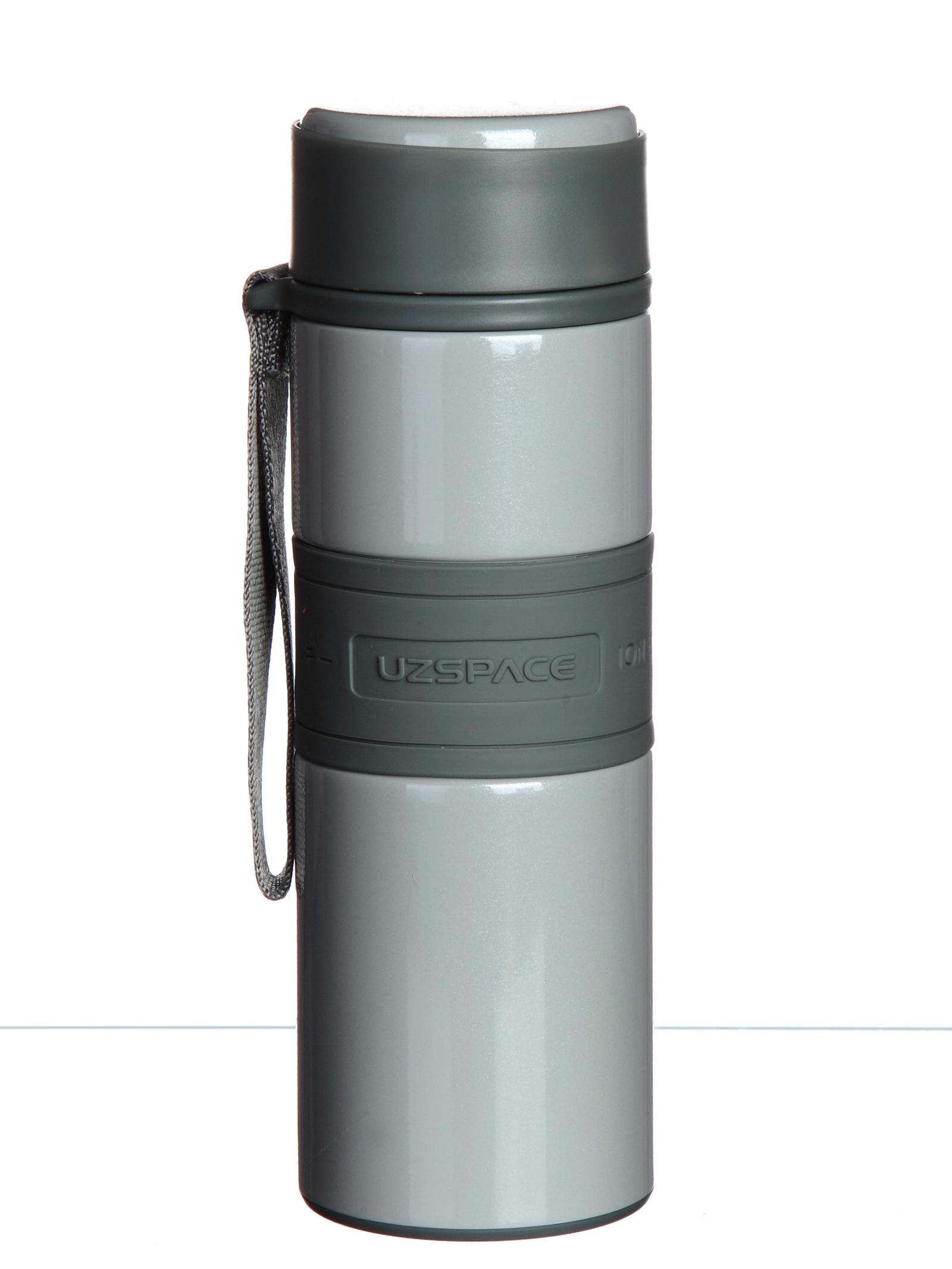 Термос Uzspace, 4060, серый, 220 мл