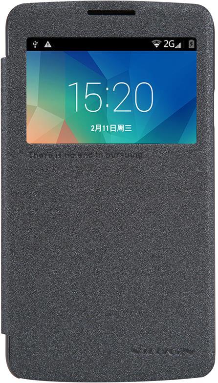 Чехол Nillkin для LG L60 Dual, 6956473230601, черный