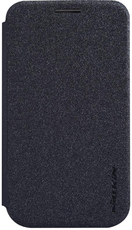 Чехол Nillkin Sparkle Leather Case для LG L40 (D170) цена и фото