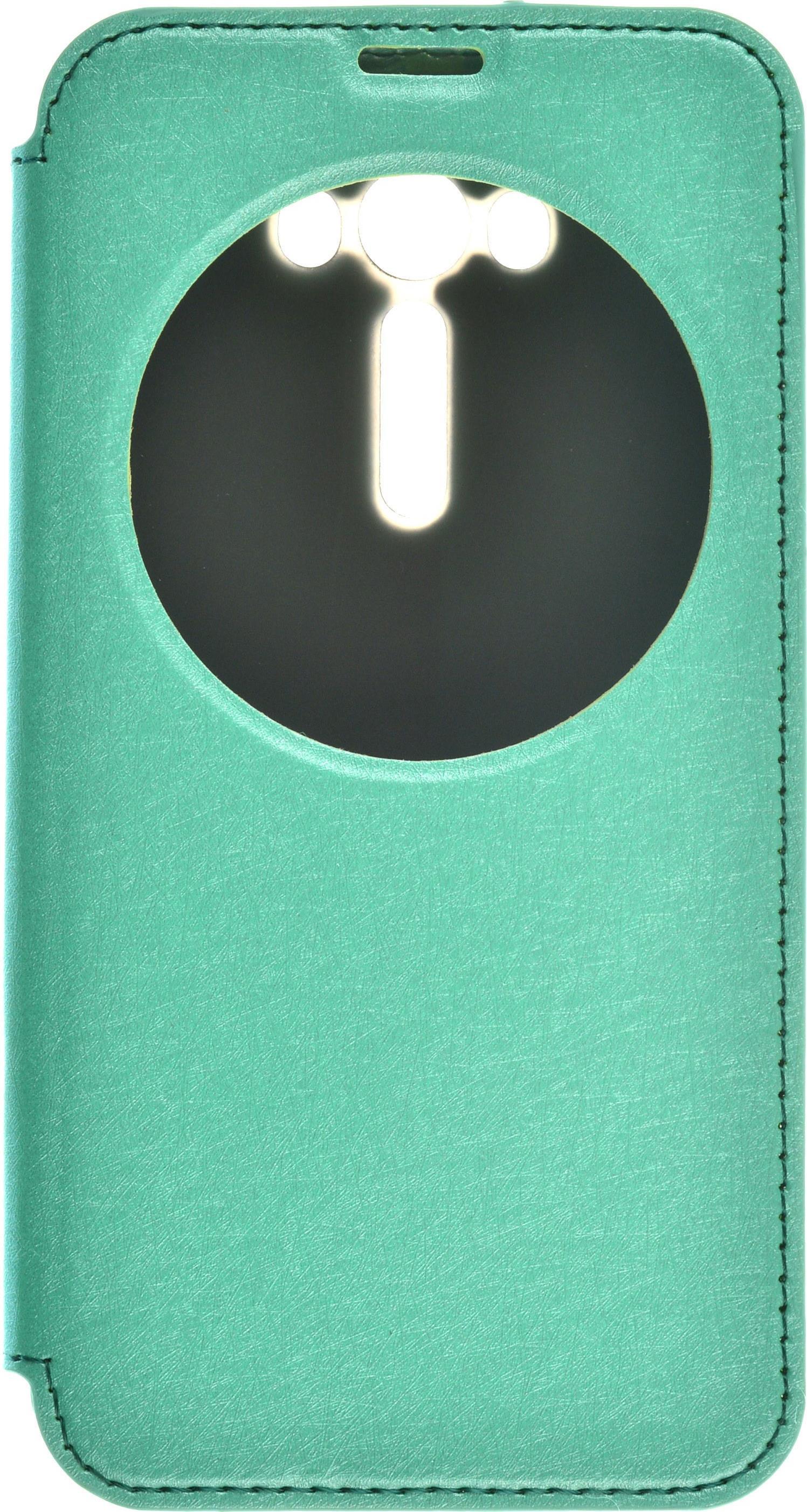 Чехол skinBOX для Asus ZE550KL, 4630042521513, зеленый чехол защитный skinbox asus zenfone 2 laser ze601kl