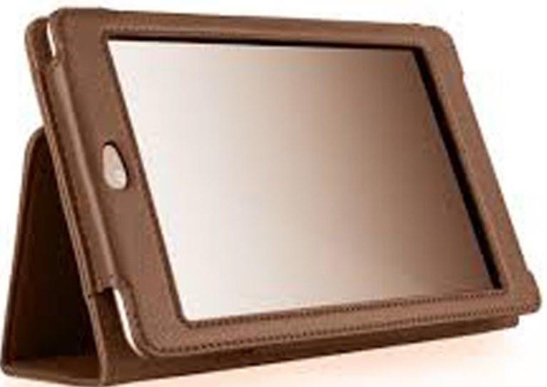 Чехол skinBOX Standart для Asus ME400C, 2000000006499, коричневый skinbox обложка skinbox standard для планшета asus vivotab smart me400c выполнена из качественной экокожи