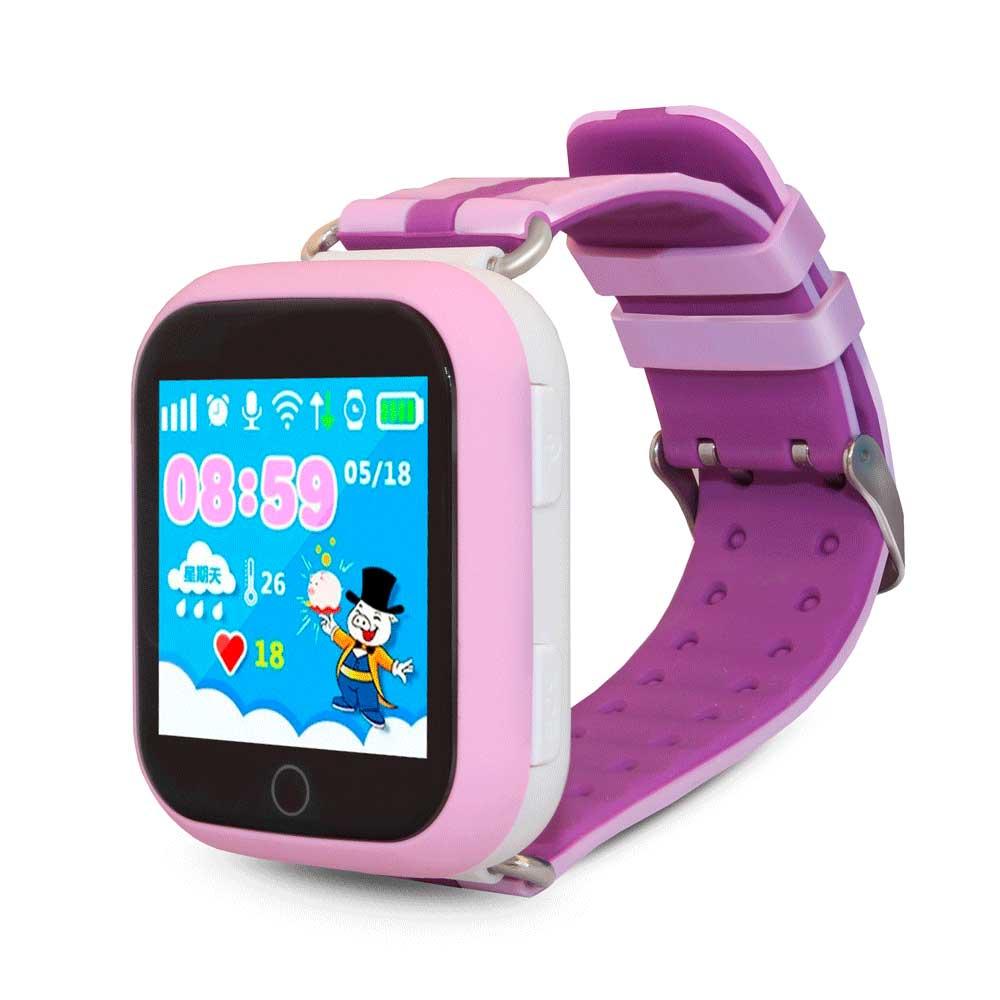 Умные часы Ginzzu GZ-503 14385, детские, pink цена и фото