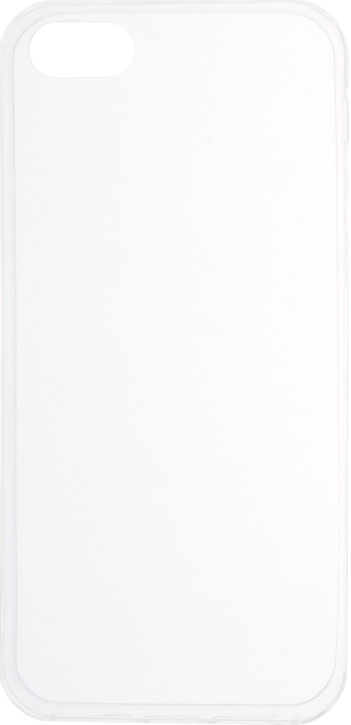 Накладка skinBOX для Apple Iphone 5S, 2000000089669, прозрачный booratino деревянная накладка для iphone 5 5s орех