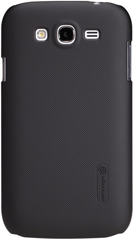 Накладка Nillkin для Samsung I9082, 6956473204879, черный цена