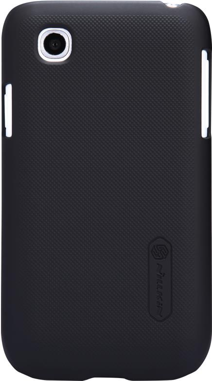 Накладка Nillkin для LG L40, 6956473282990, черный
