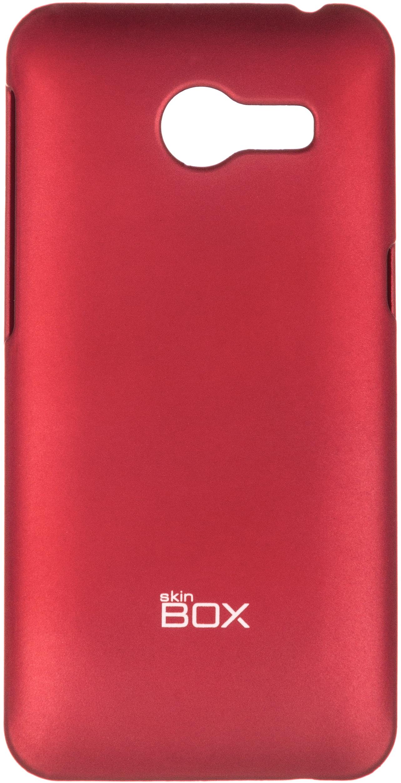 Накладка skinBOX для Asus A400CG, 2000000060873, красный чехлы накладки для телефонов кпк asus a450cg zenfone4 a450cg 4 5