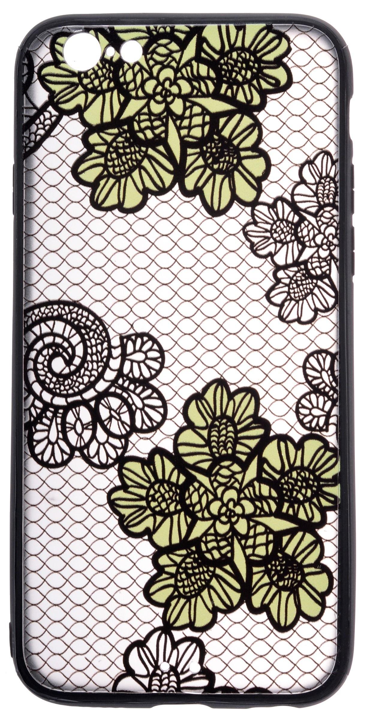 Накладка skinBOX для Apple Iphone 6/6S, 2000000138985, с рисунком